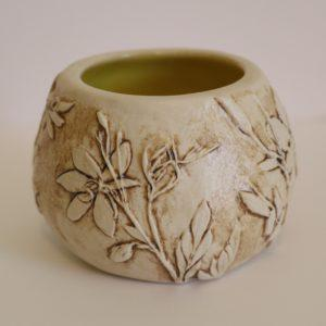 Butterfly Bush Vase