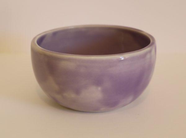 Colours of Lednapper - Light Purple Bowl