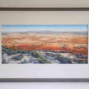 Along the Darling River Run - SOLD
