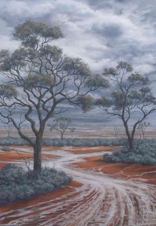 Outback Drenching